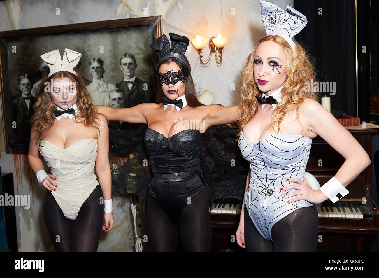 what do playboy bunnies do at the mansion