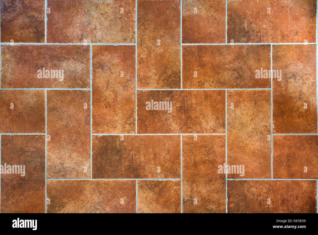 Tuscan Traditional Old And Grunge Floor Red Ceramic Stoneware Tiles