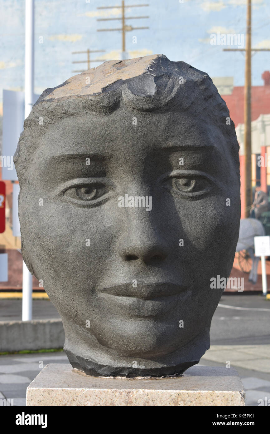 front face for public displays