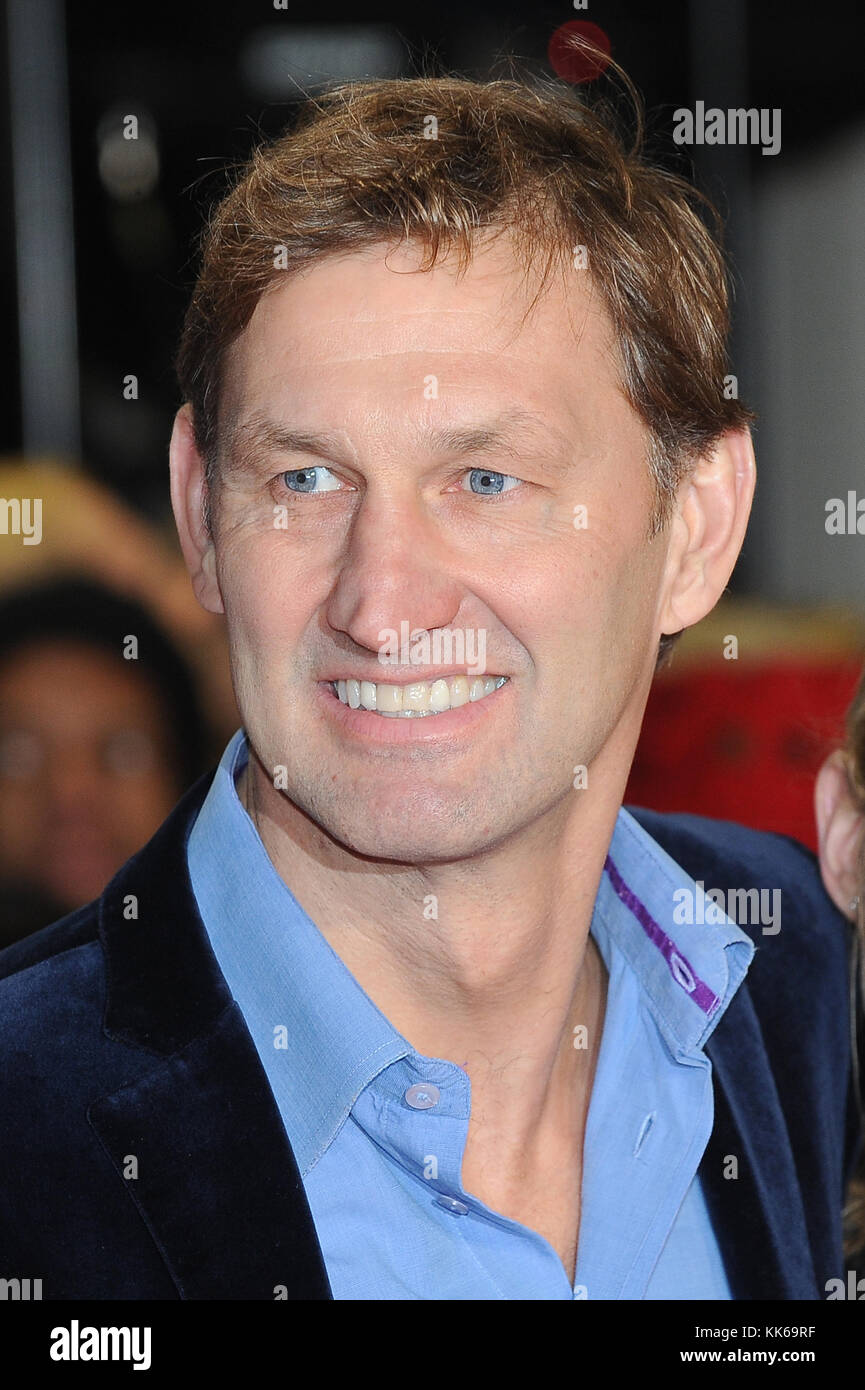Tony Adams attends the World Premiere of The Class Of 92 at the Odeon West End in London. 1st December 2013 © - Stock Image