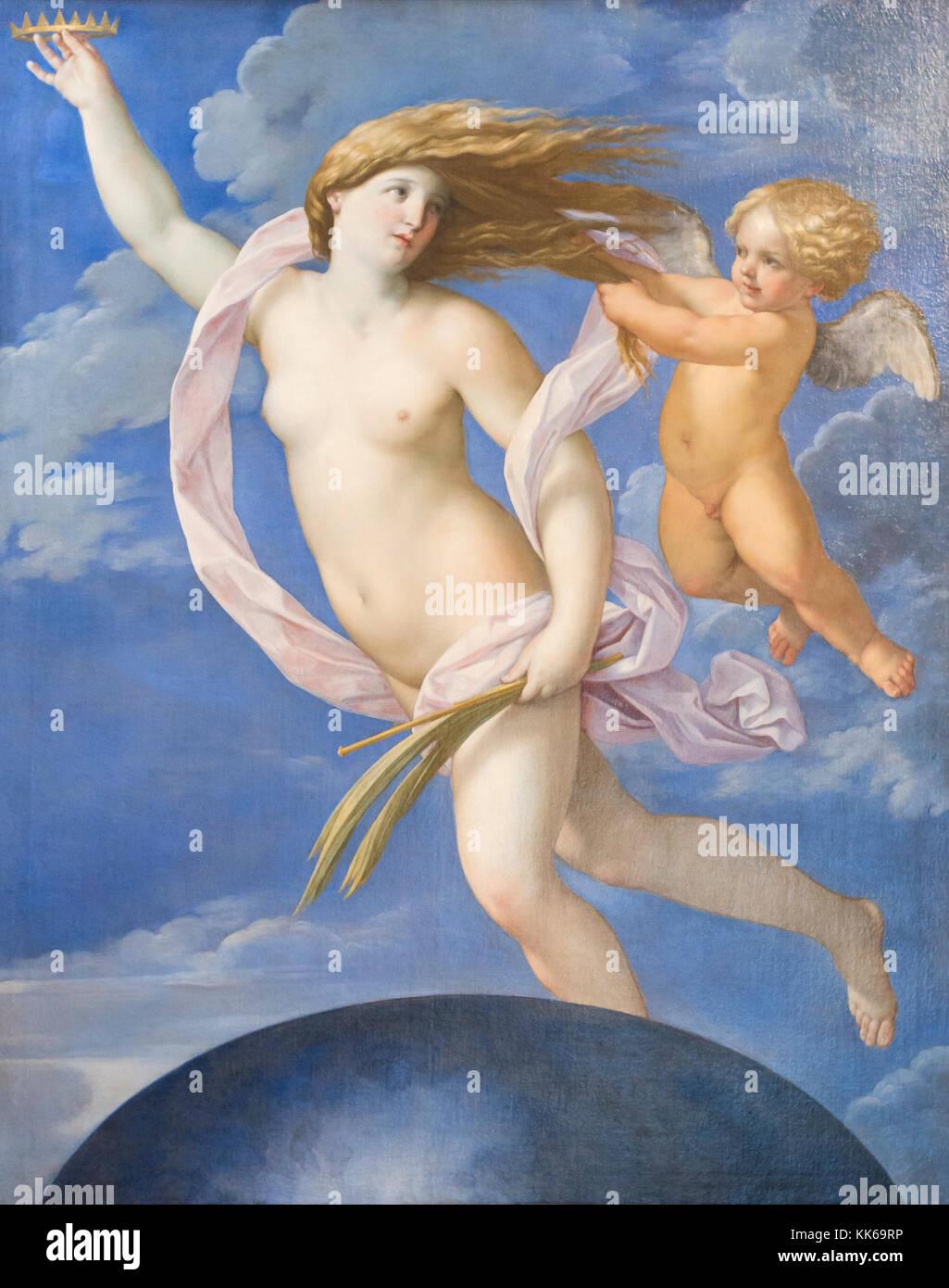 Fortune, Guido Reni - Stock Image