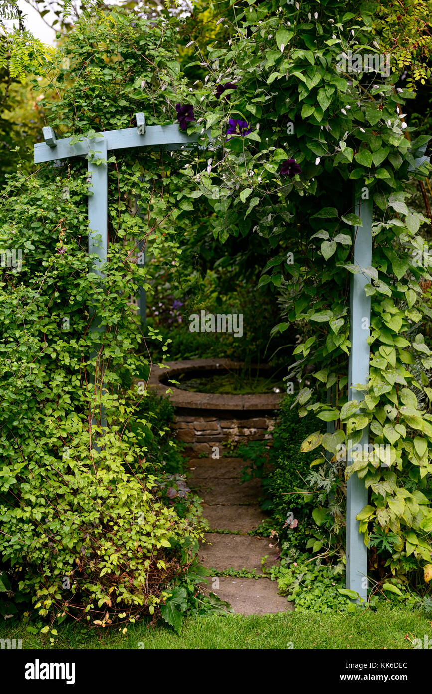 Wood, Wooden,arbor, Pergola, Garden, Entrance, Separation, Separating,