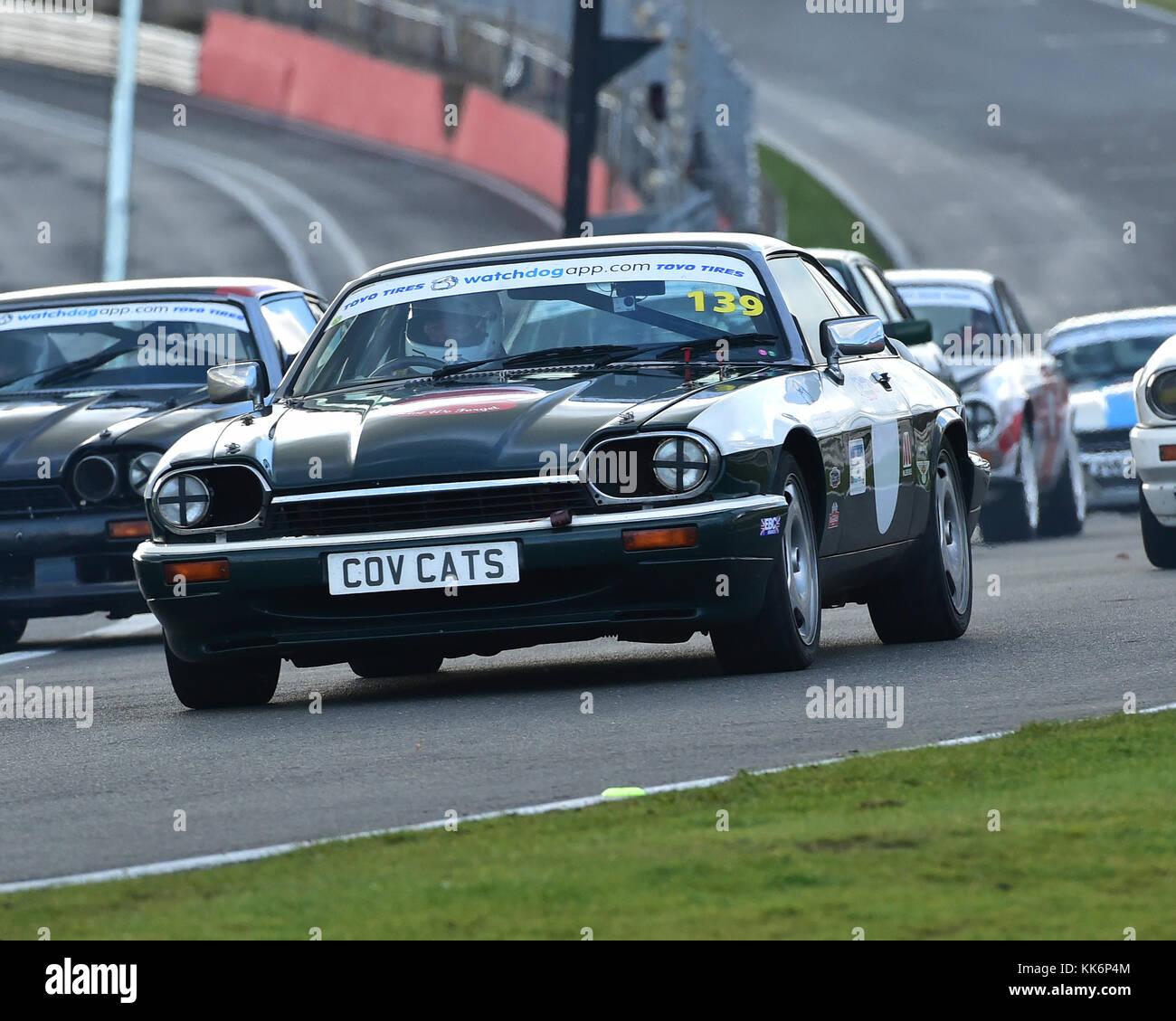 Chris Boon, Jaguar XJS, Jaguar Saloon and GT Championship, Classic ...