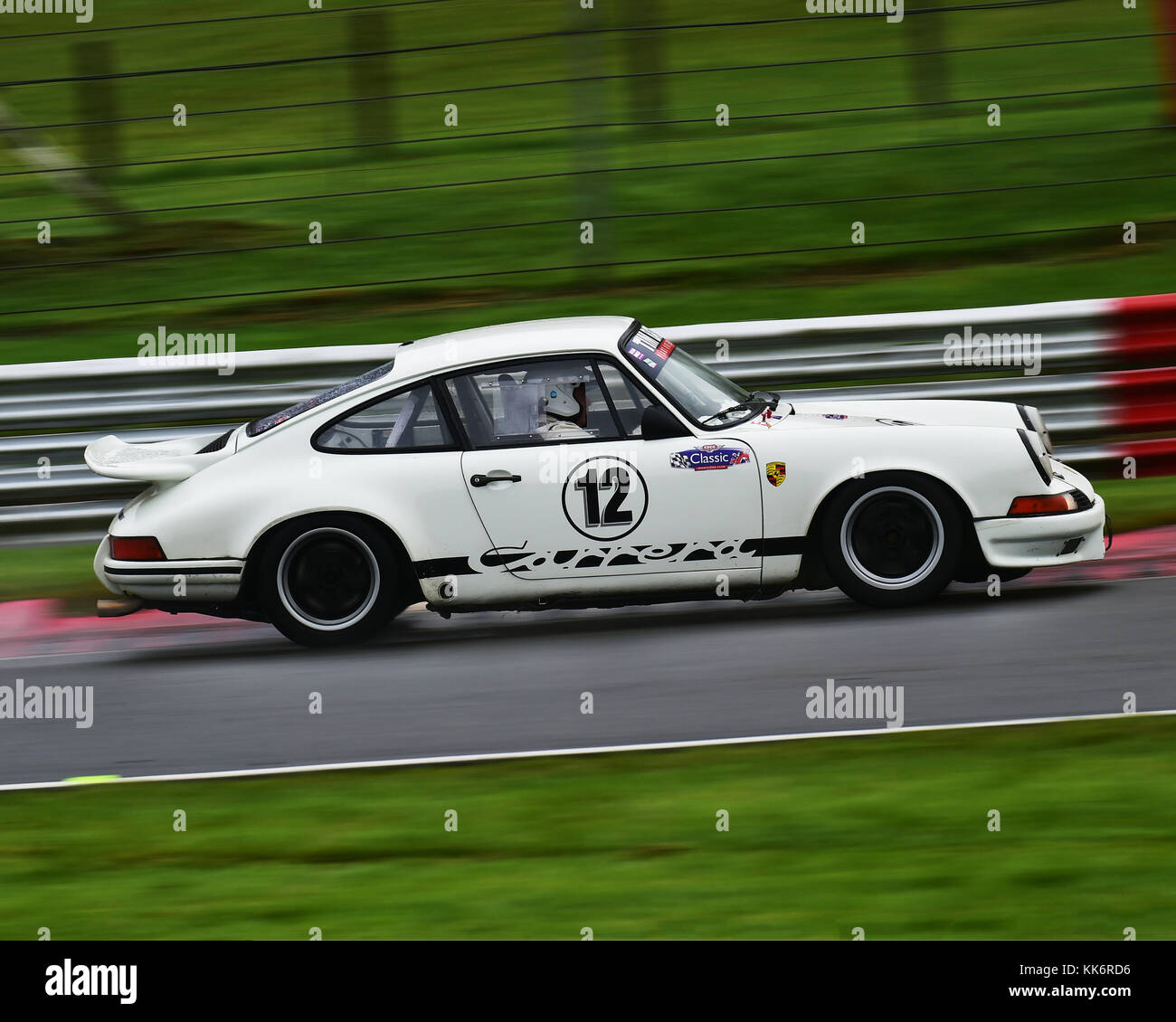 Tim Bates Porsche 911 Sc Future Classics Night Race