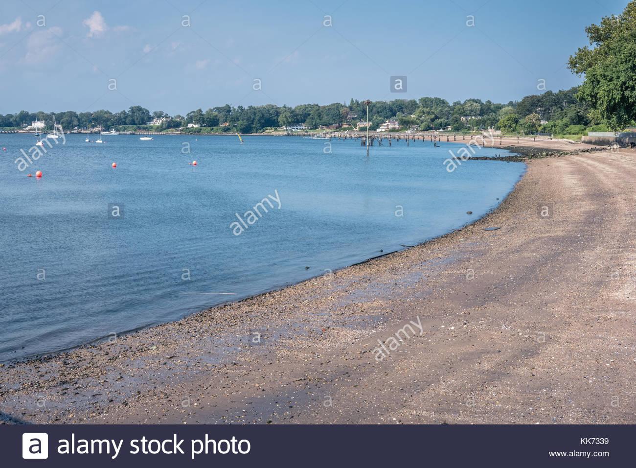 #ocean #nature #landscape #seascape #natural #sky #beach #peace #peaceful #sea #vacation #seaside #paradise #vacation - Stock Image