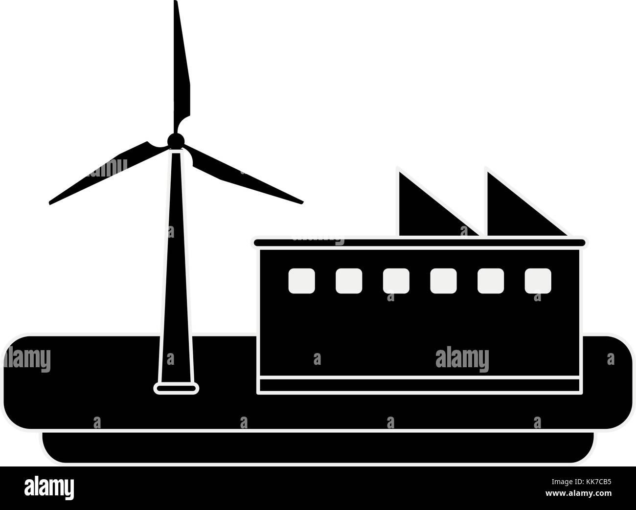 Solar panels energy - Stock Image