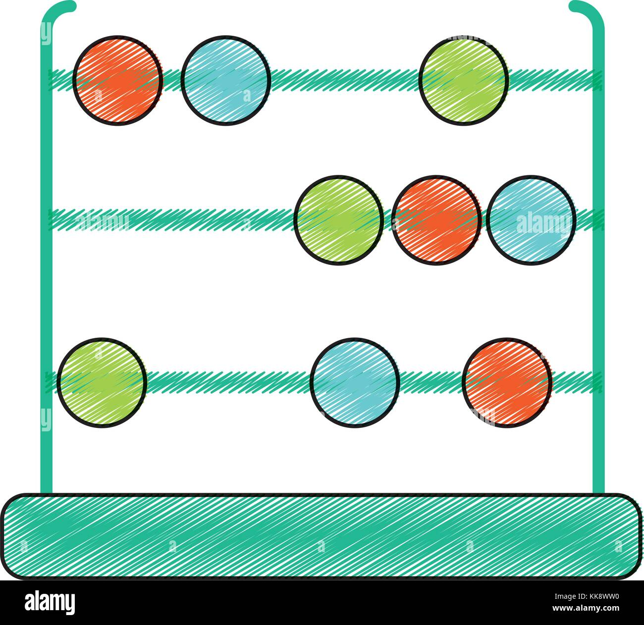 Math Game Stock Vector Images - Alamy