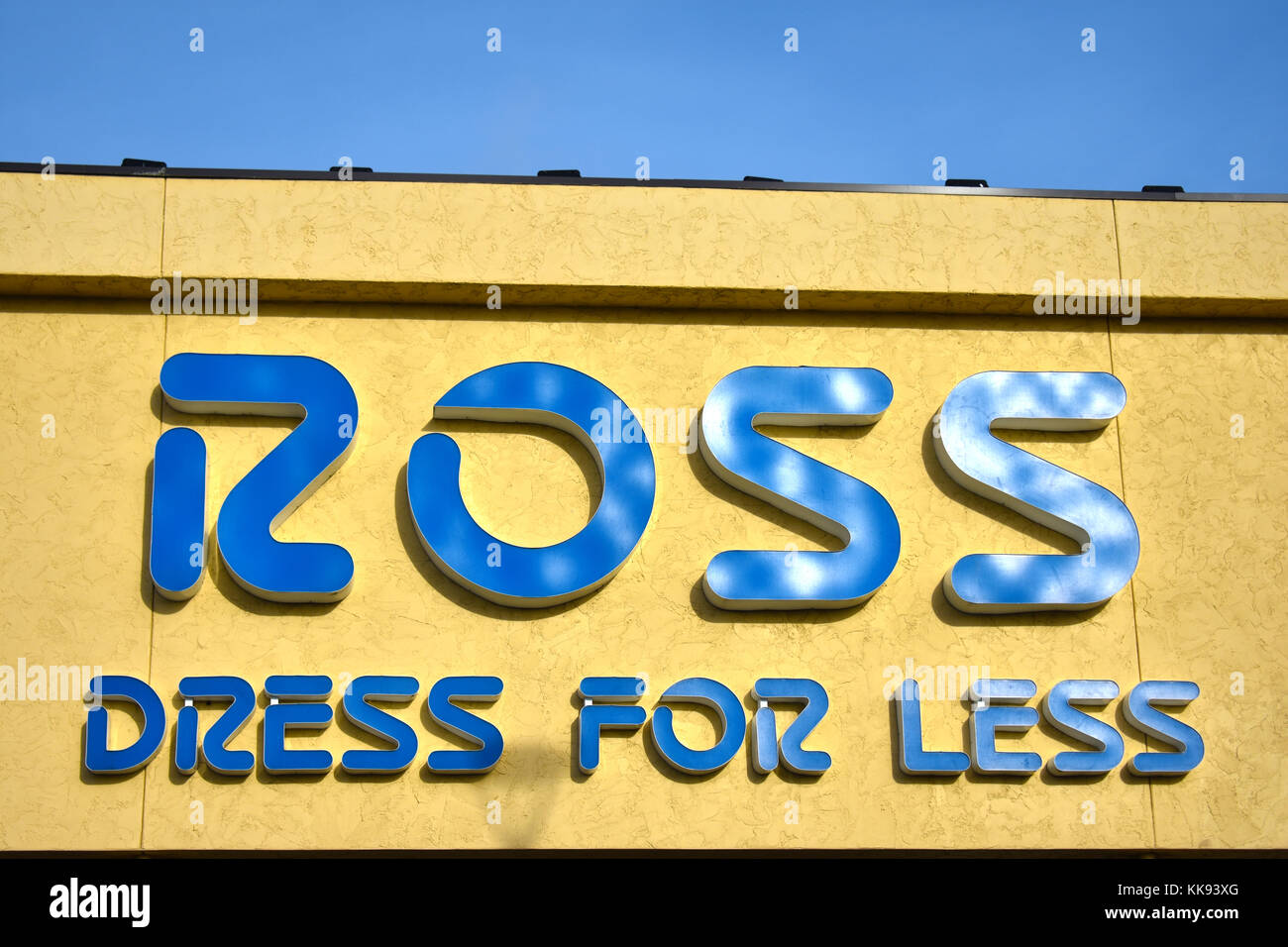 Ross Store Stock Photos & Ross Store Stock Images - Alamy