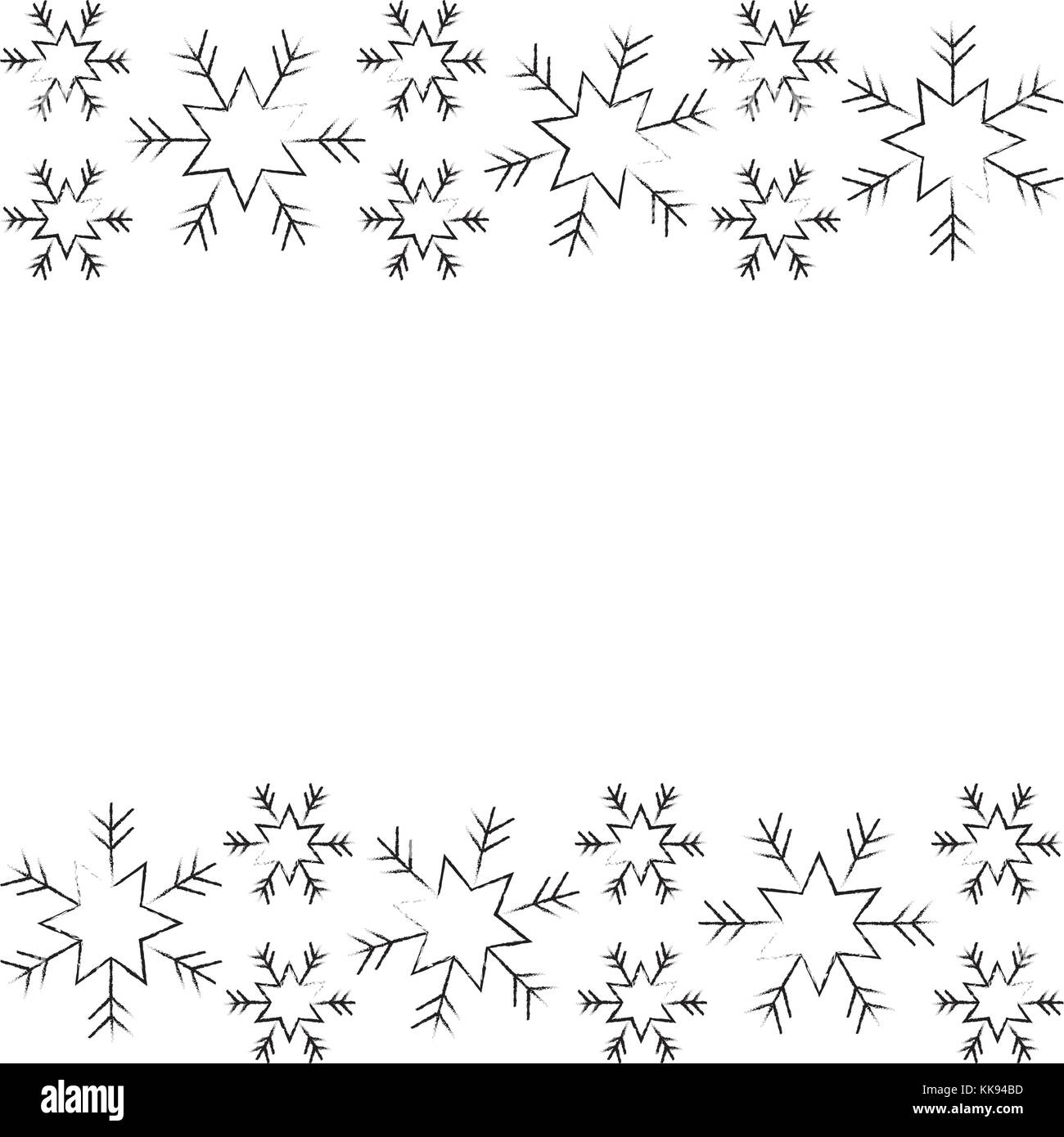 Christmas Border Black And White.Christmas Border Black And White Stock Photos Images Alamy
