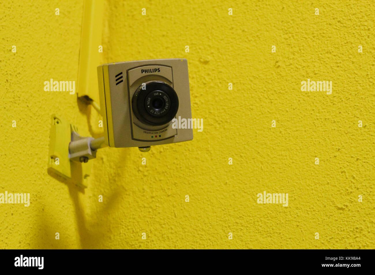 Surveillance - Stock Image