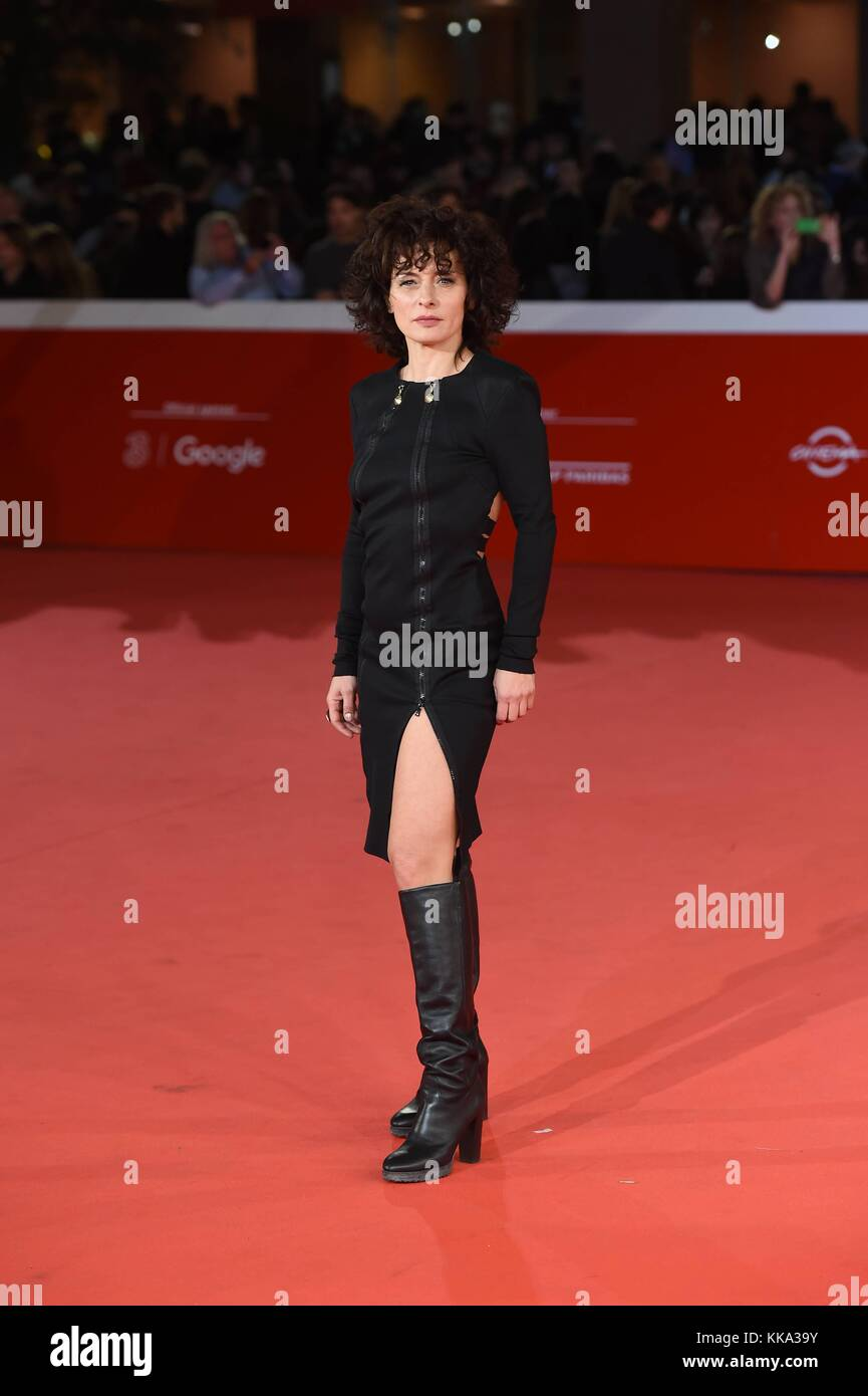 Premiere of 'Stronger' during the 12th Rome Film Festival at the Auditorium Parco Della Musica in Rome, - Stock Image