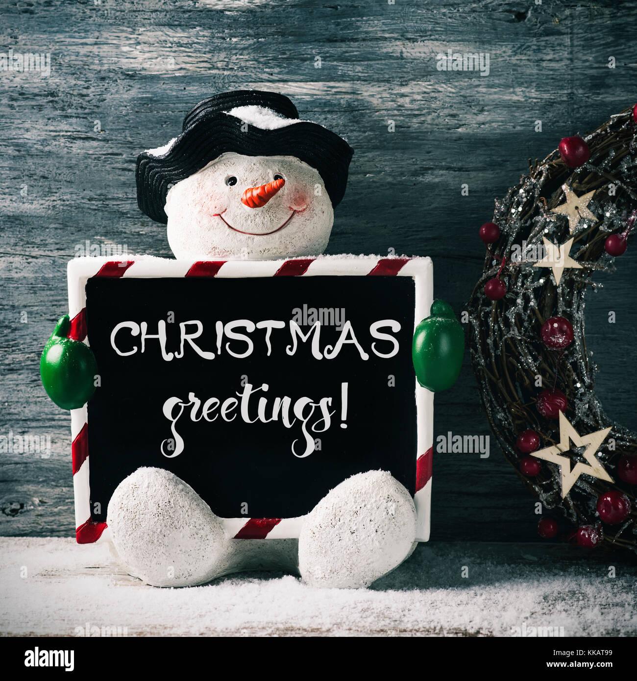 Funny Christmas Greetings Stock Photos Funny Christmas Greetings