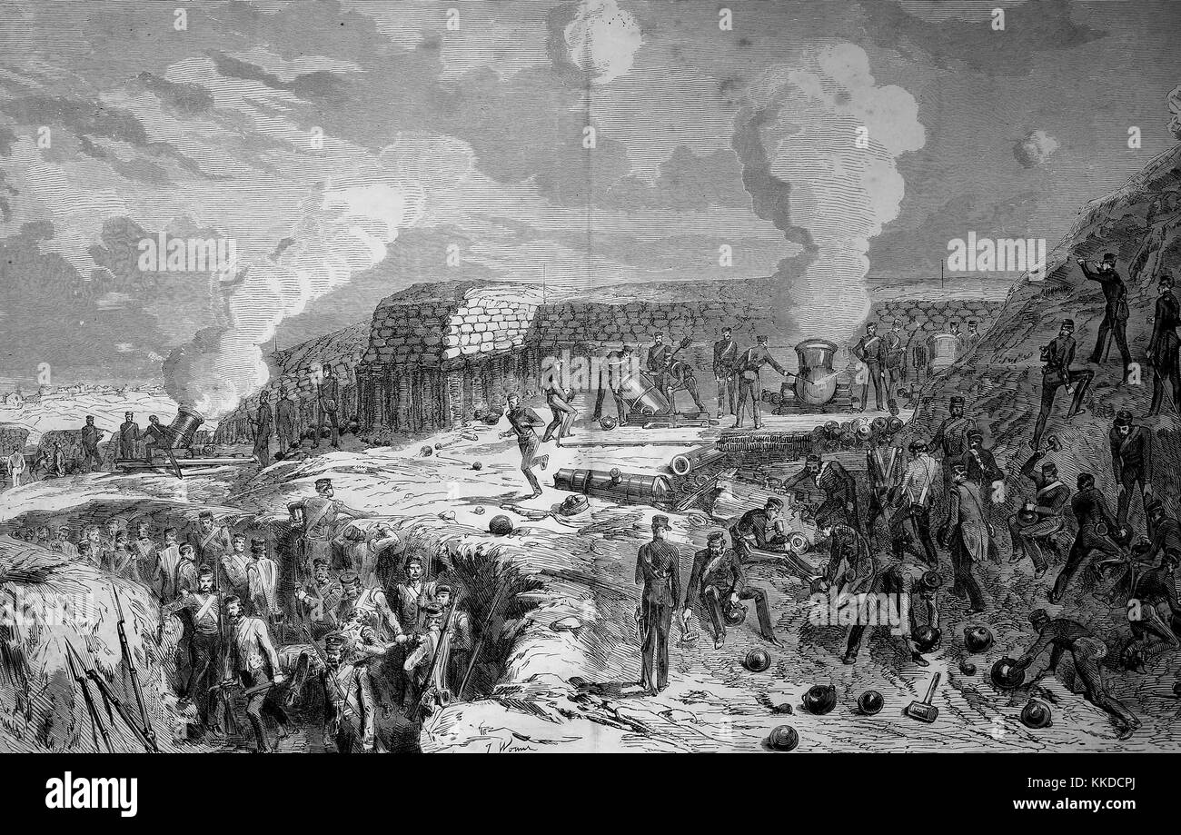 pictures-of-the-time-of-1855-bombardment