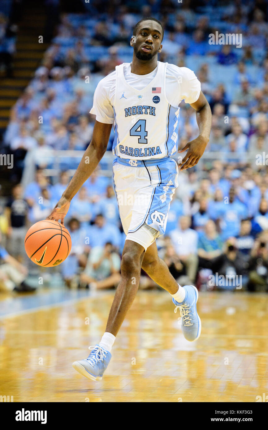 Brandon Robinson North Carolina Basketball Jersey-White