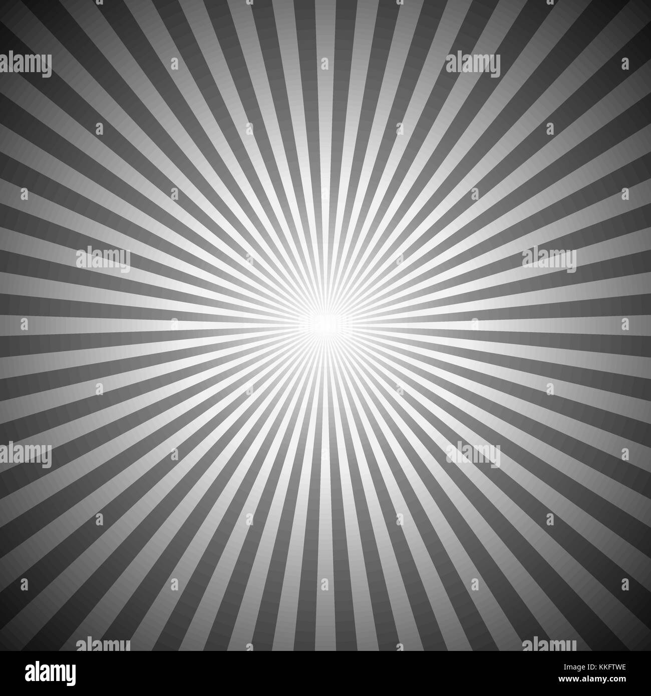 a70849c3fa Geometrical abstract sun burst background - gradient vector graphic from  radial stripes