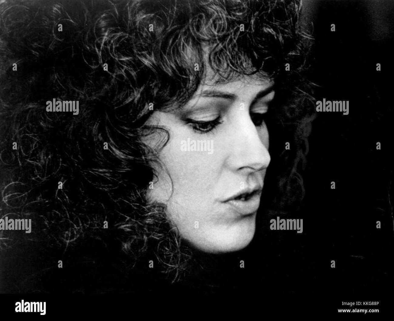 Grace Slick 1976 - Stock Image