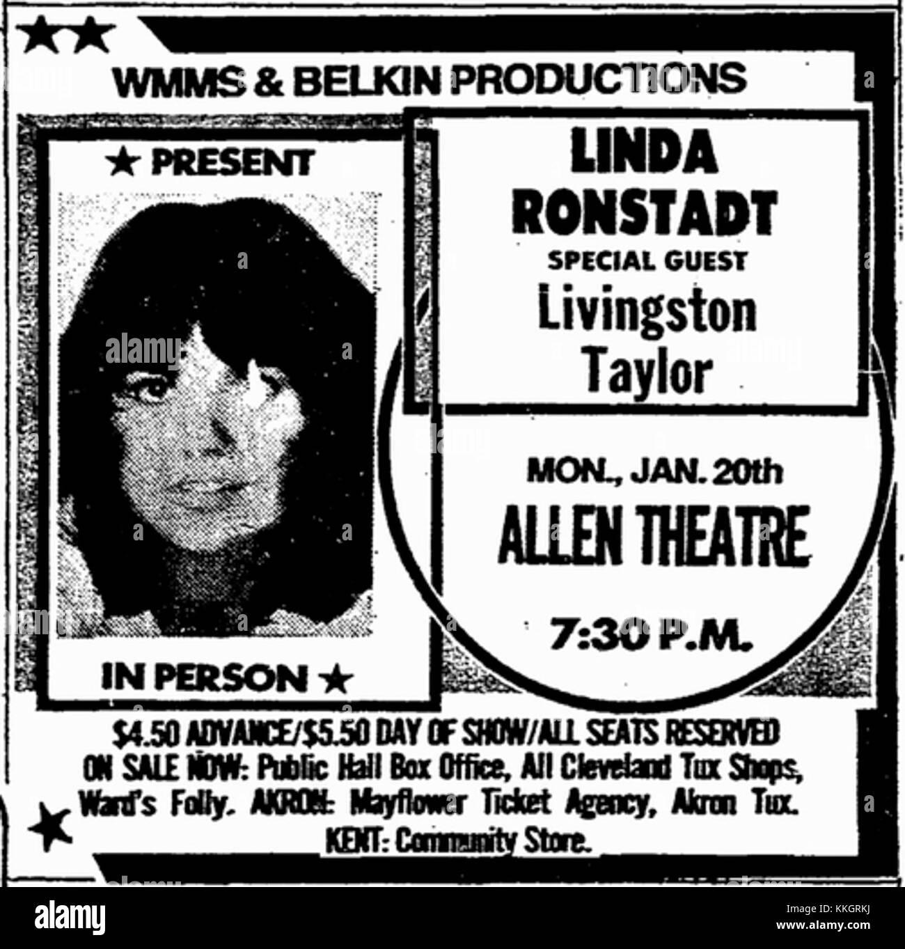 Linda Ronstadt Stock P...