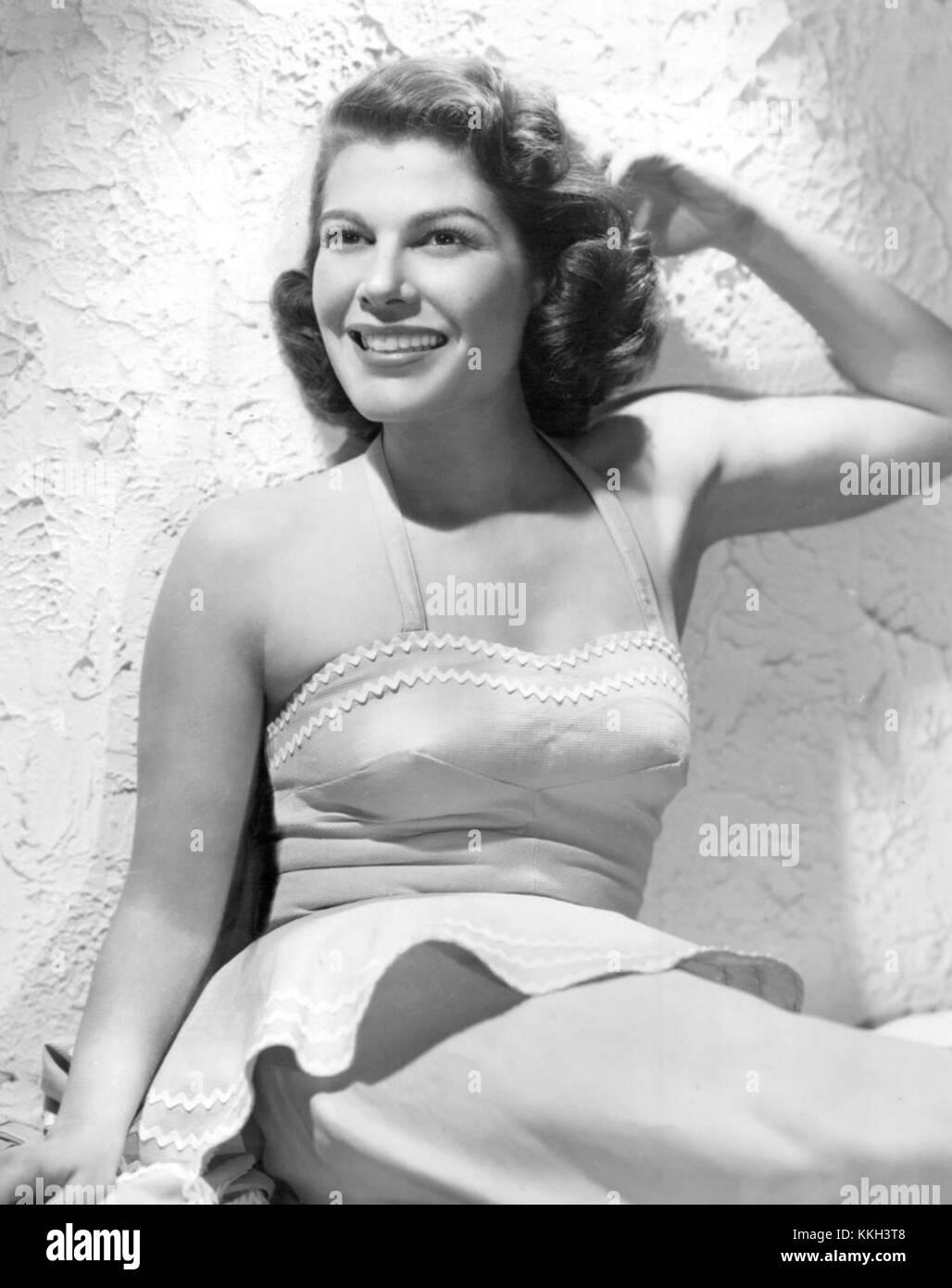 Betty Lou Gerson Guiding Light - Stock Image