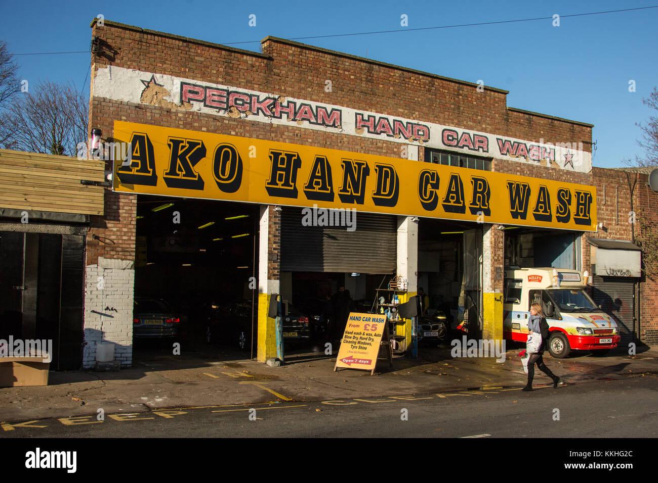 Hand Car Wash Uk Stock Photos Hand Car Wash Uk Stock Images Alamy