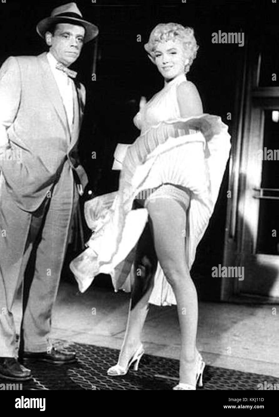 MARILYN MONROE SEVEN YEAR ITCH SUBWAY 3xRARE8x10 PHOTOS