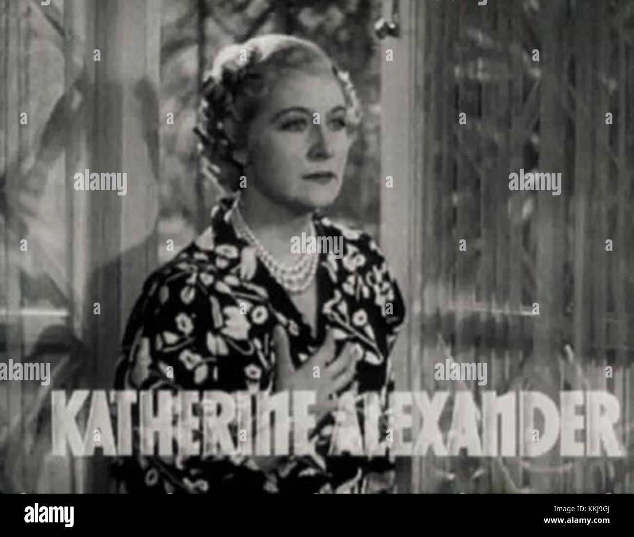 Watch Katharine Alexander video
