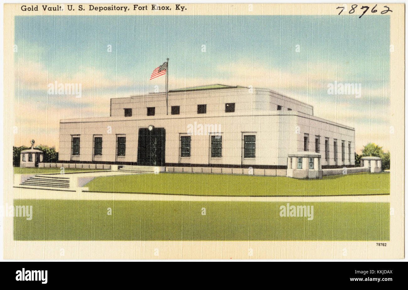 Fort Knox Gold Stock Photos & Fort Knox Gold Stock Images - Alamy