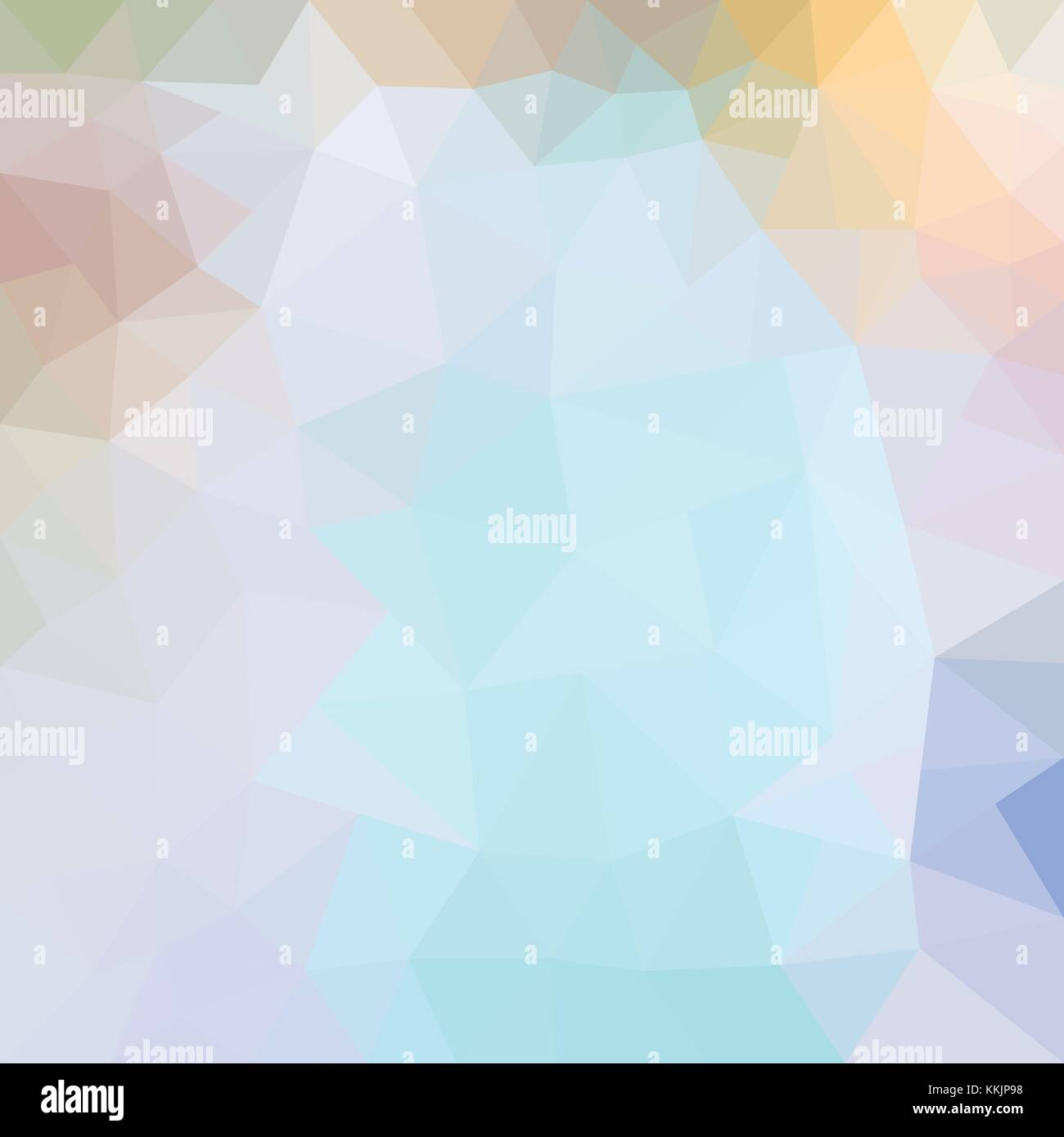 Abstract mosaic background. Triangle geometric background. Design elements. Vector illustration. Pink, blue, violet Stock Vector