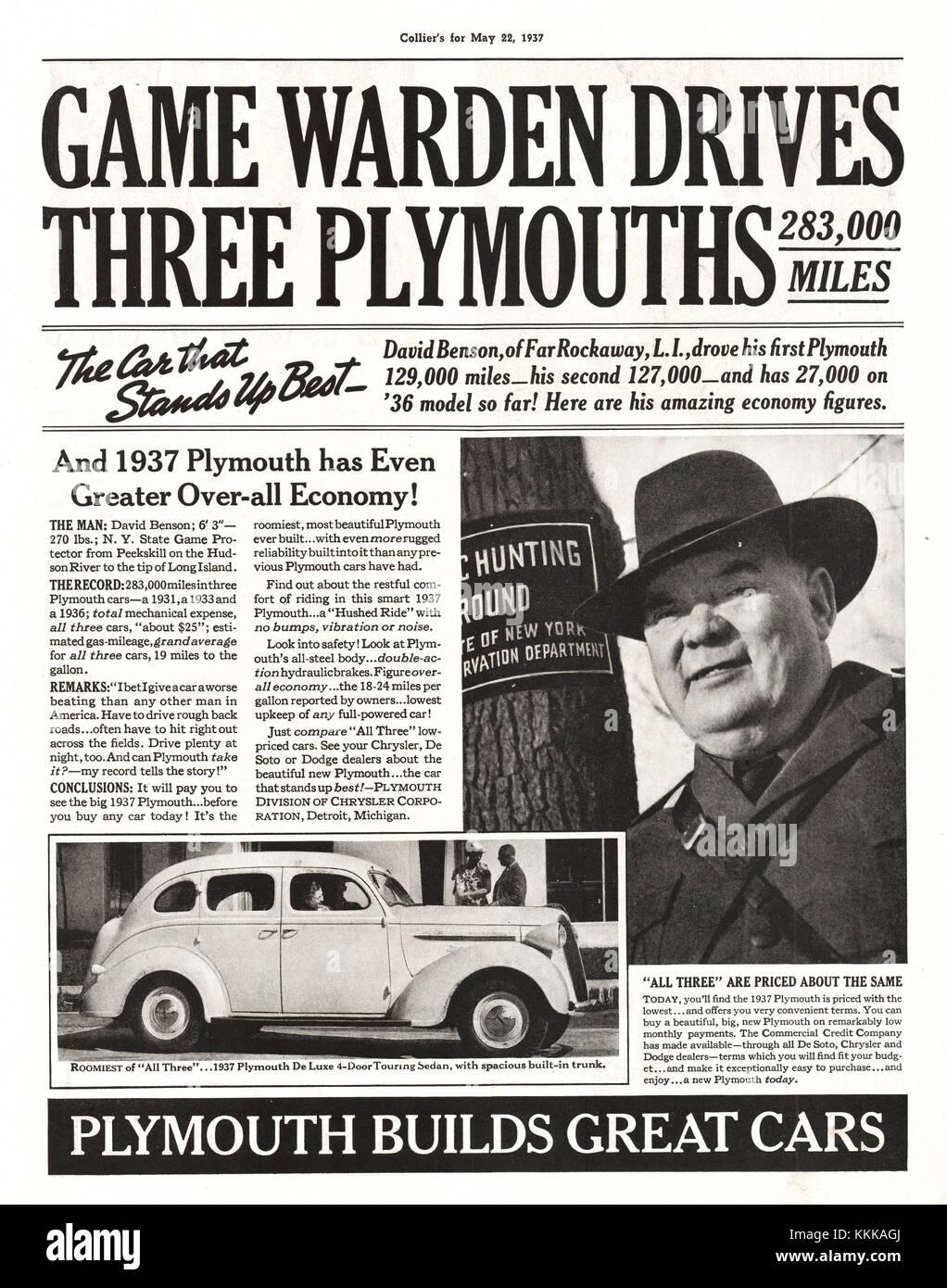 Neue Plymouth-Zeitung