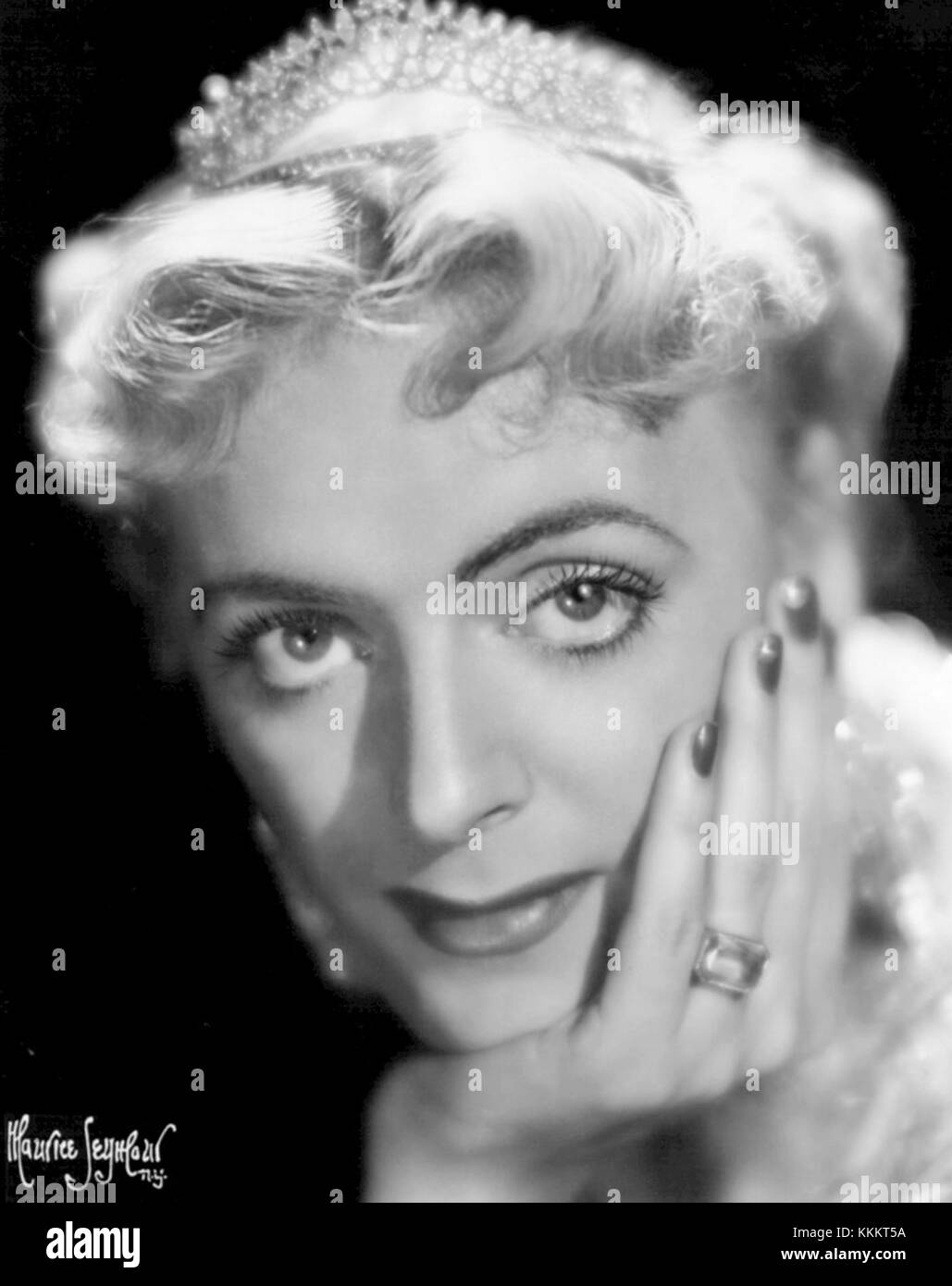 Christine Jorgensen 1954 - Stock Image