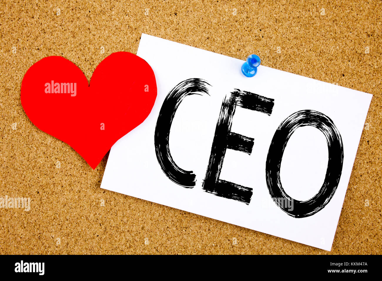 Conceptual hand writing text caption inspiration showing CEO concept for Operating Leader Business Executive President - Stock Image