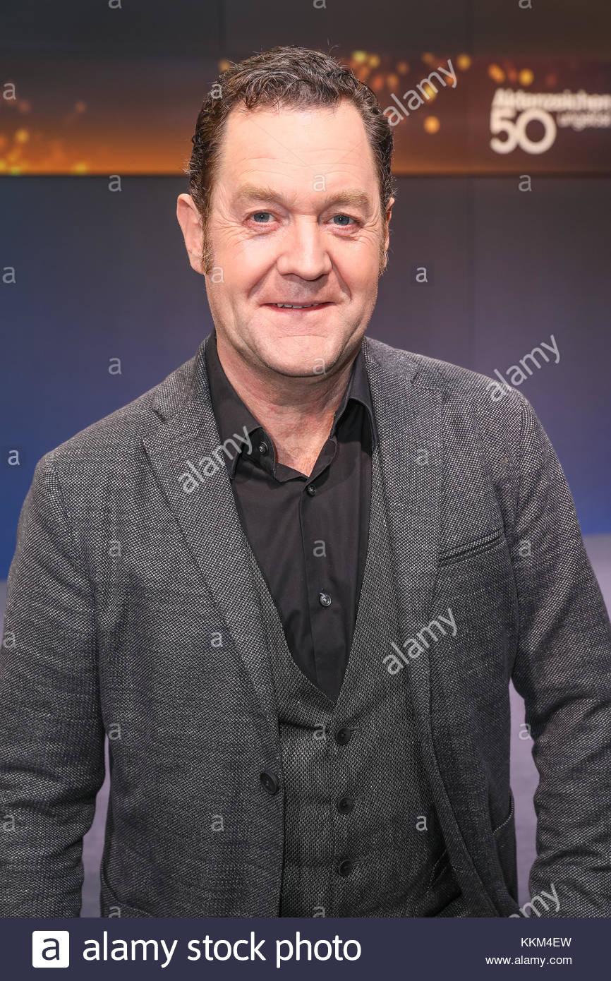 Schauspieler Jürgen Tonkel bei der Jubilaeumssendung 50 Jahre 'Aktenzeichen XY… ungelöst' im ZDF - Stock Image