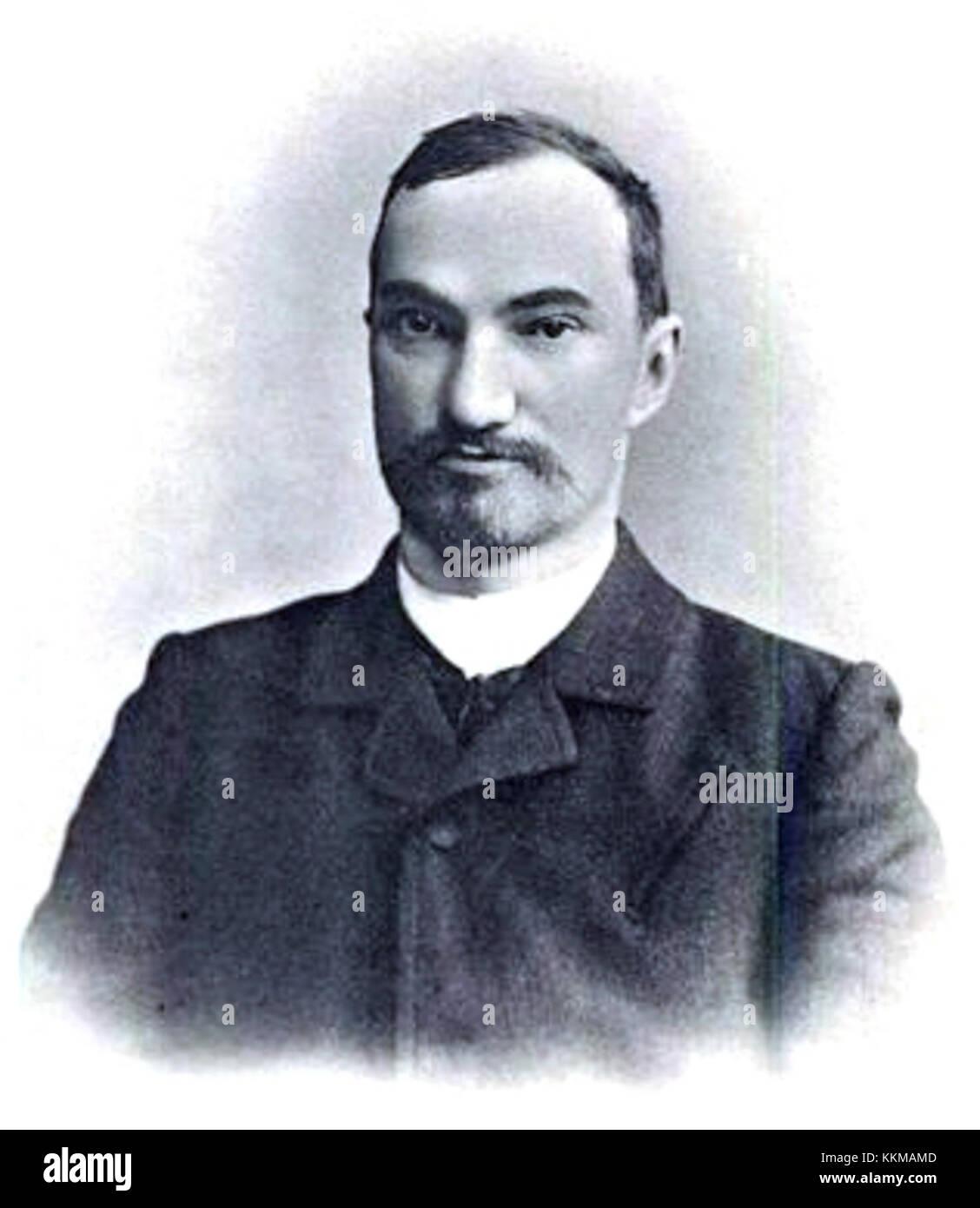 Kotlyarevskiy SA - Stock Image