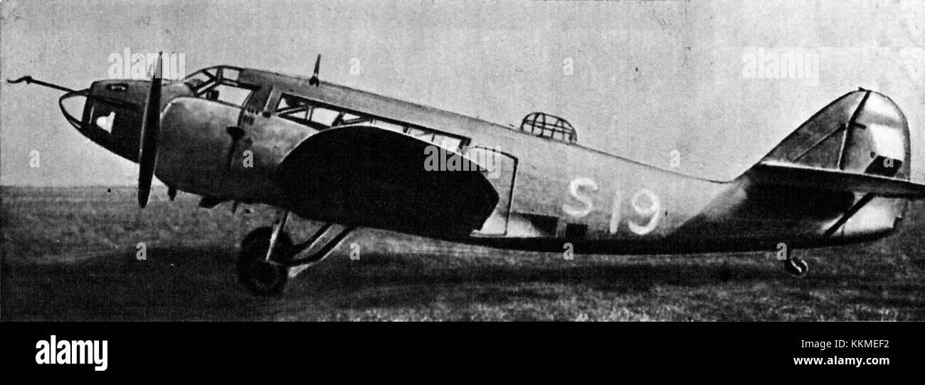 Aero A.304 - Stock Image