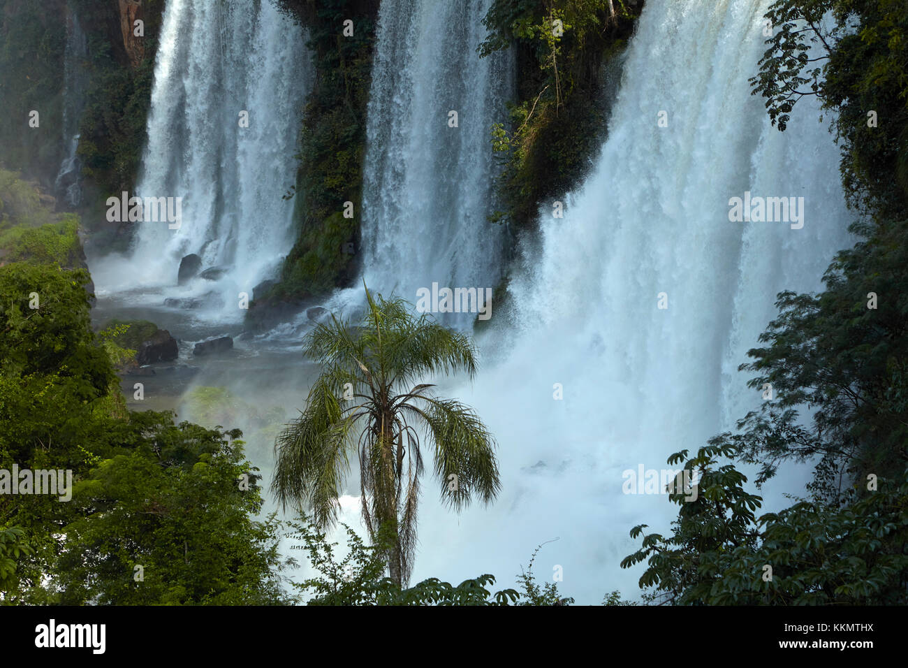 Iguazu Falls, Argentina, South America Stock Photo