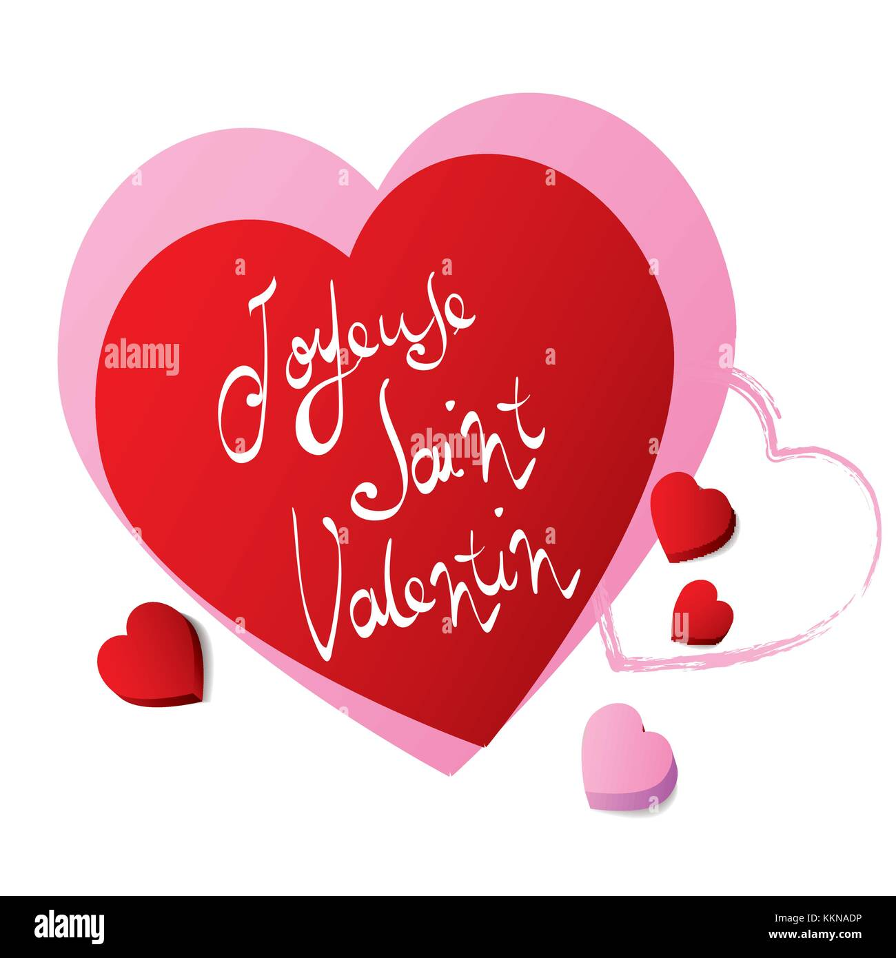 Coeur St Valentin High Resolution Stock Photography And Images Alamy