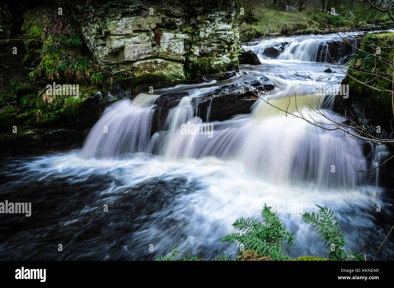 Spectacle E'e Falls - Stock Image