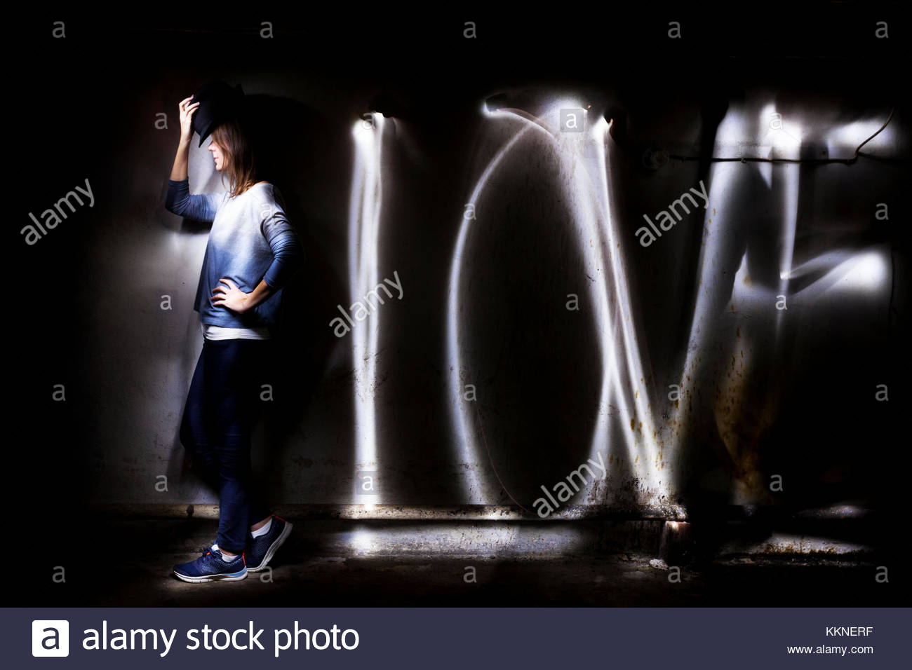 affection love, Valentine's Day - Stock Image