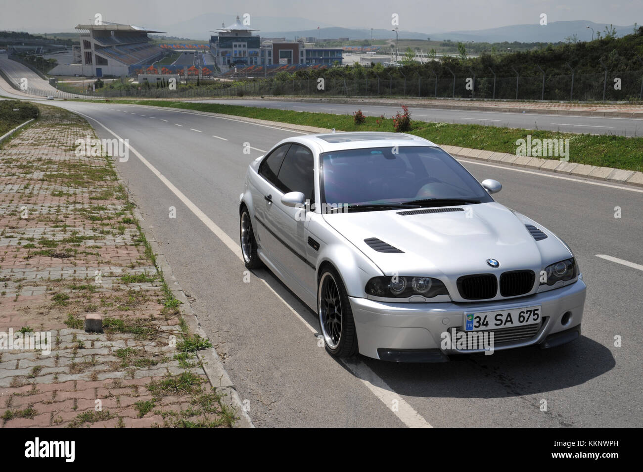 Bmw E46 M3 German Performance Car Stock Photo 167053001 Alamy