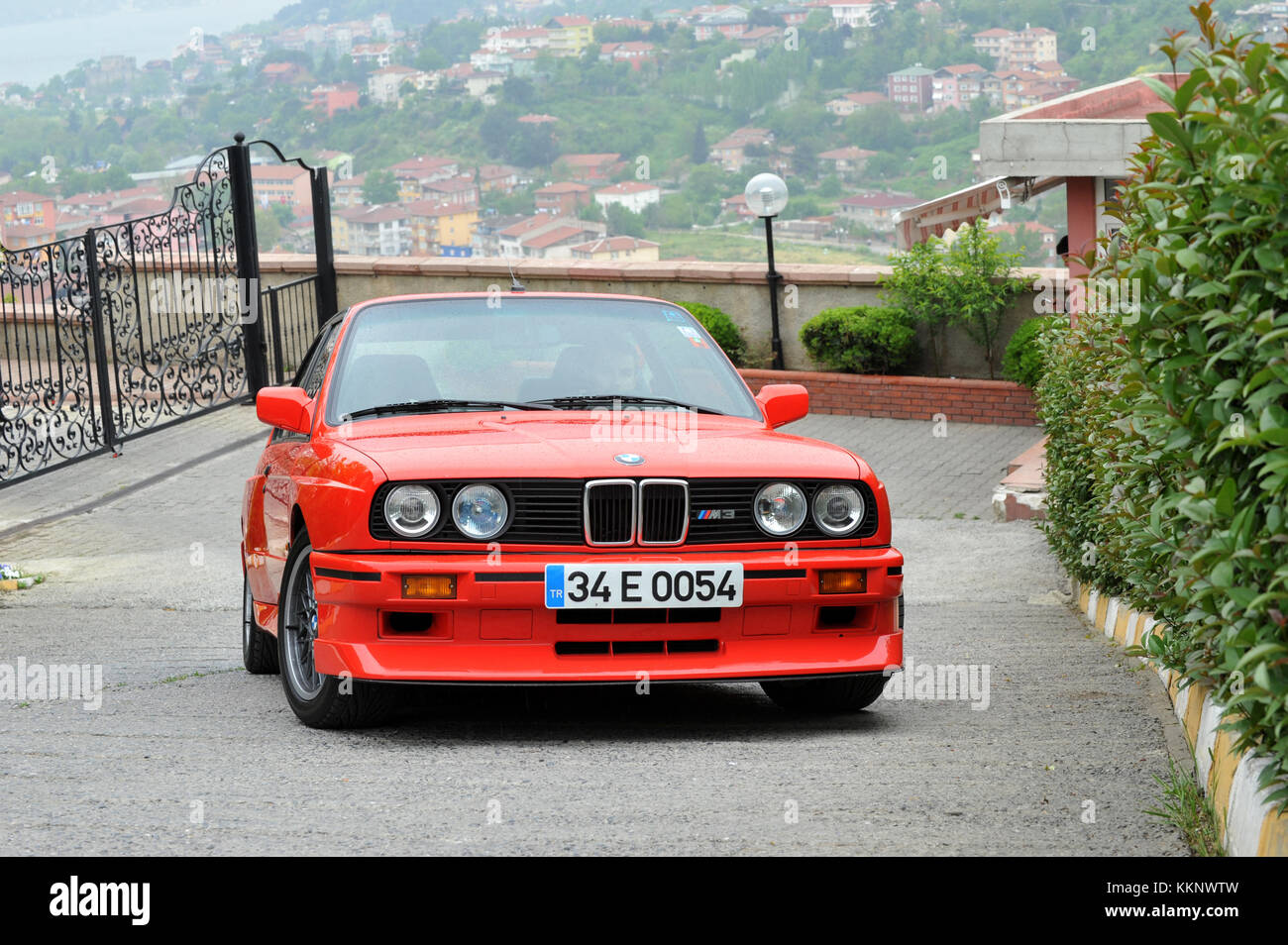 Red Bmw High Resolution Stock Photography And Images Alamy