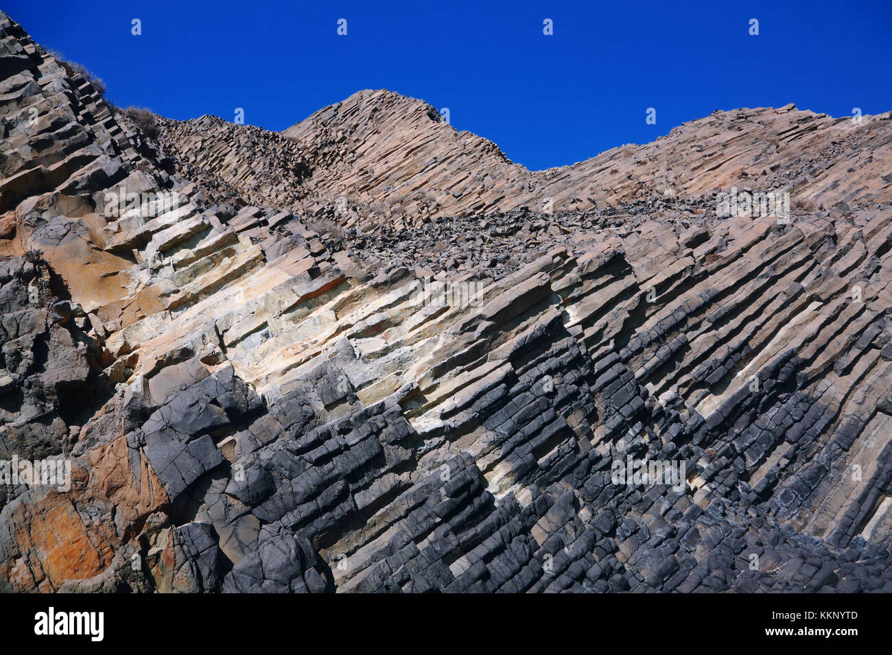 Cabo de Gata national park,Almeria - Stock Image