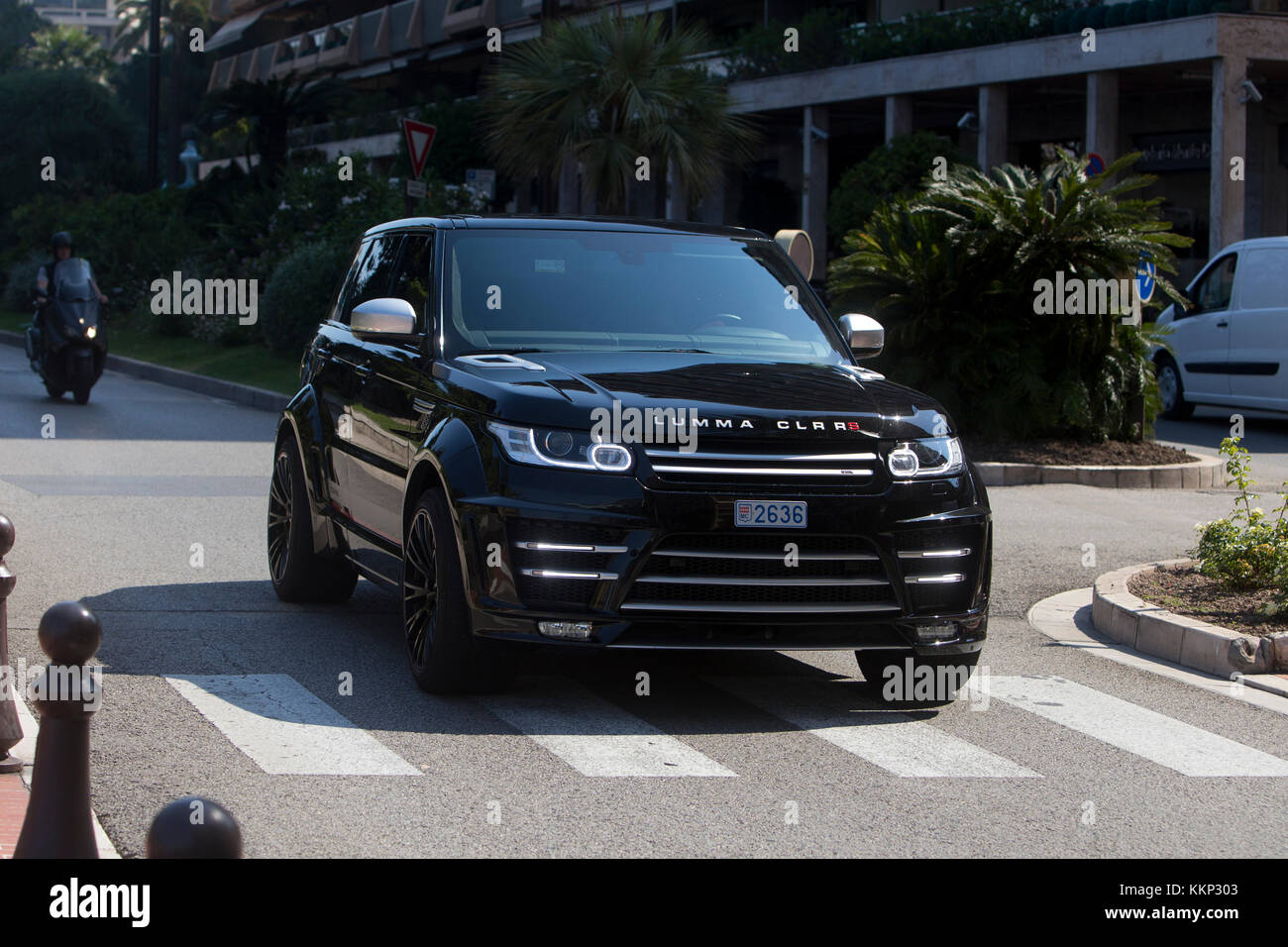 Range Rover Sport Lumma Design Clr Rs In Monaco Monte Carlo Stock