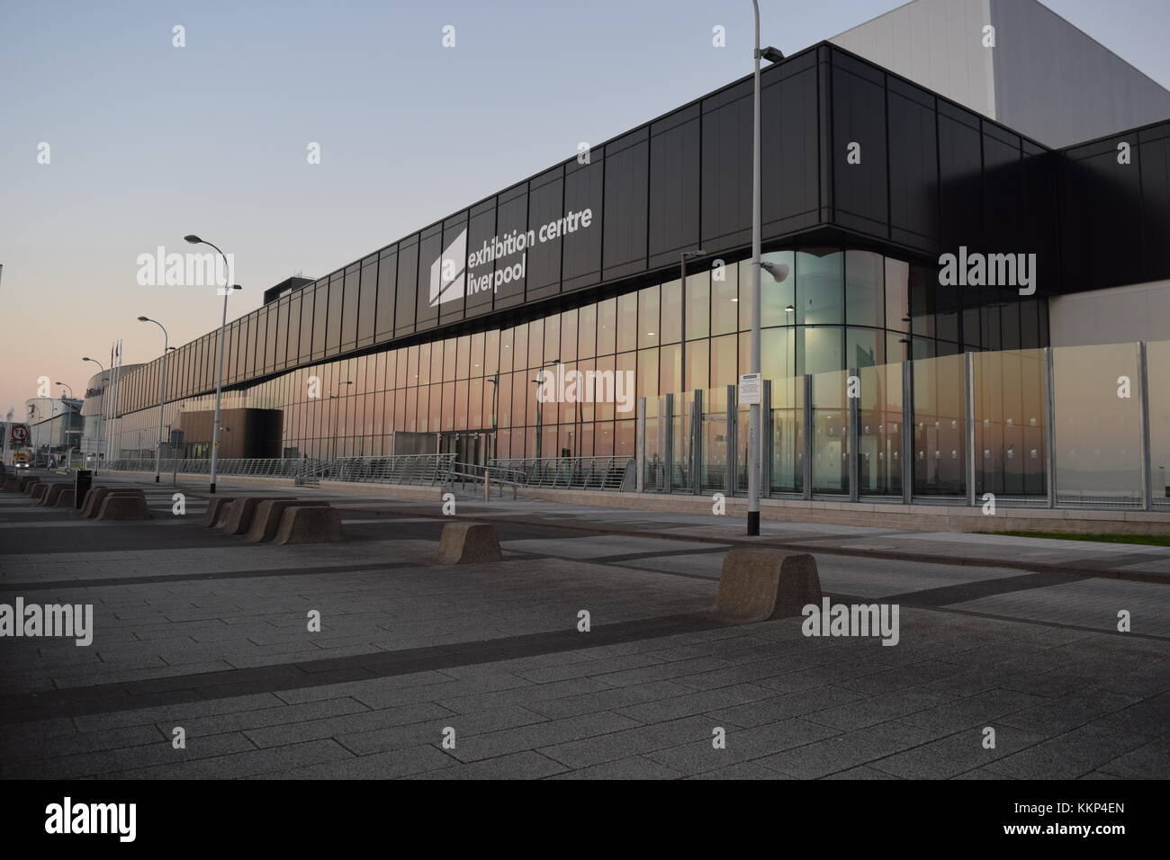 Exhibition Centre Liverpool - Stock Image