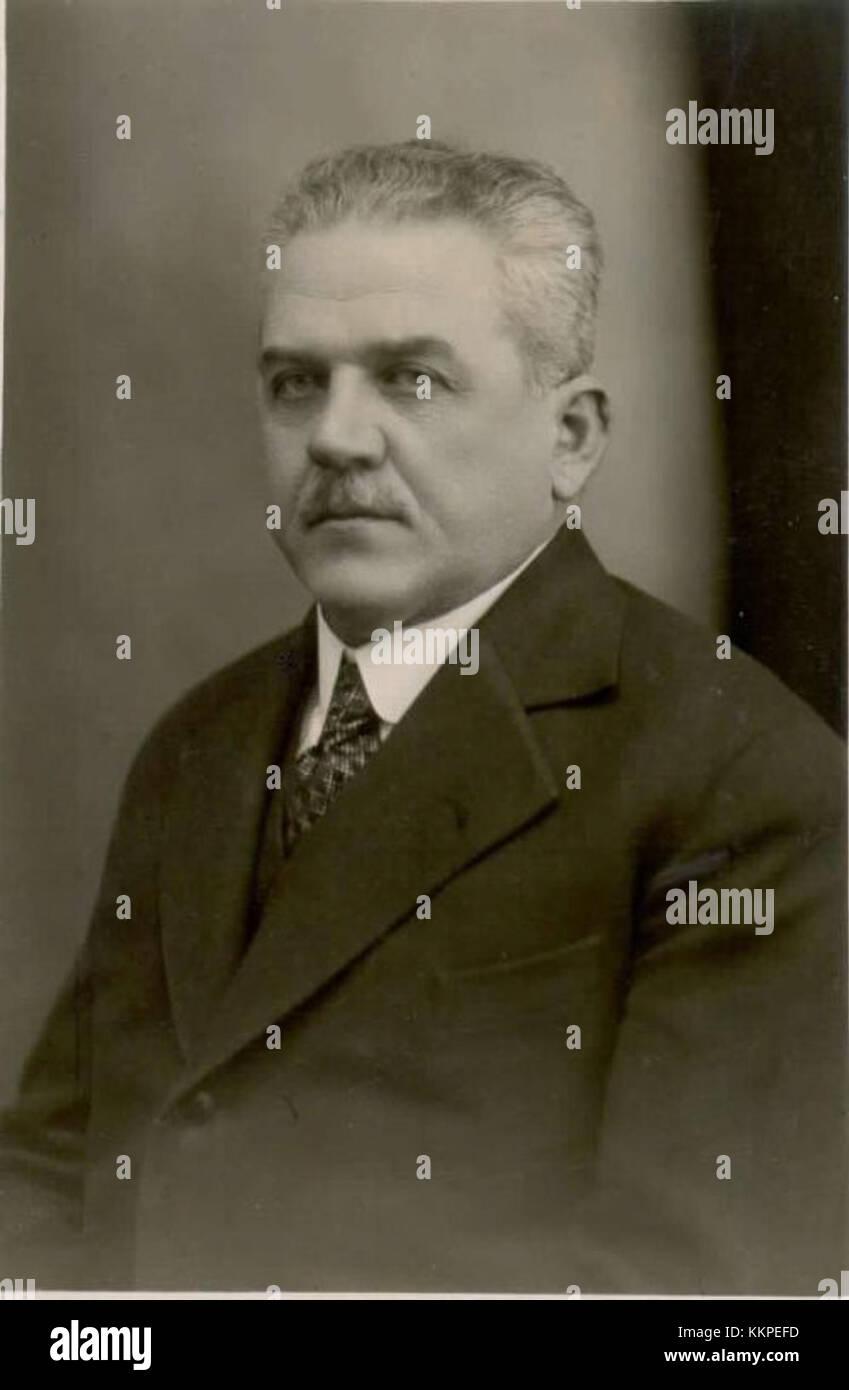 Dinko Puc 1930s Stock Photo