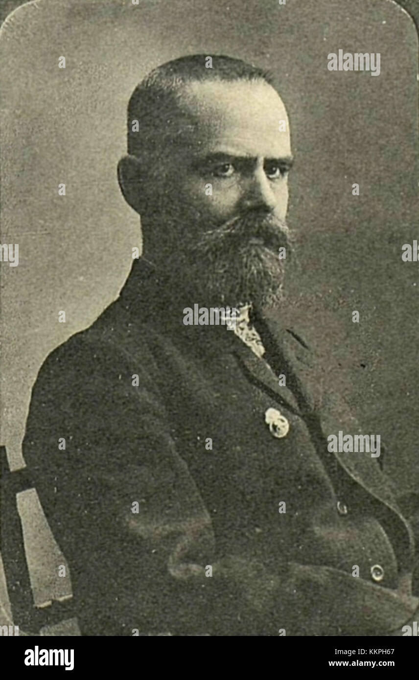 Vasily A. Obraztsov - Stock Image