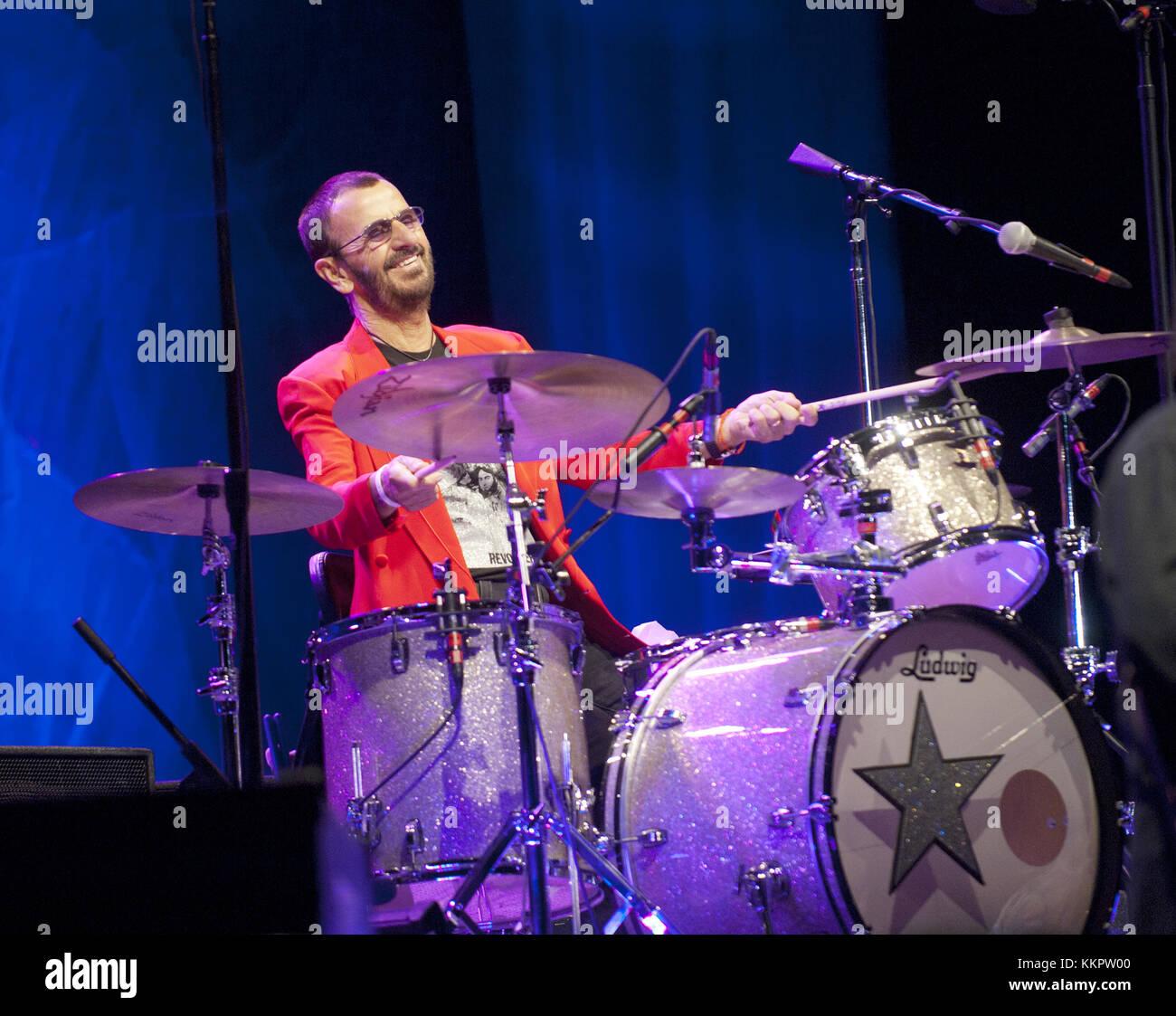 Ringo Starr Credit: Pat Johnson/MediaPunch - Stock Image