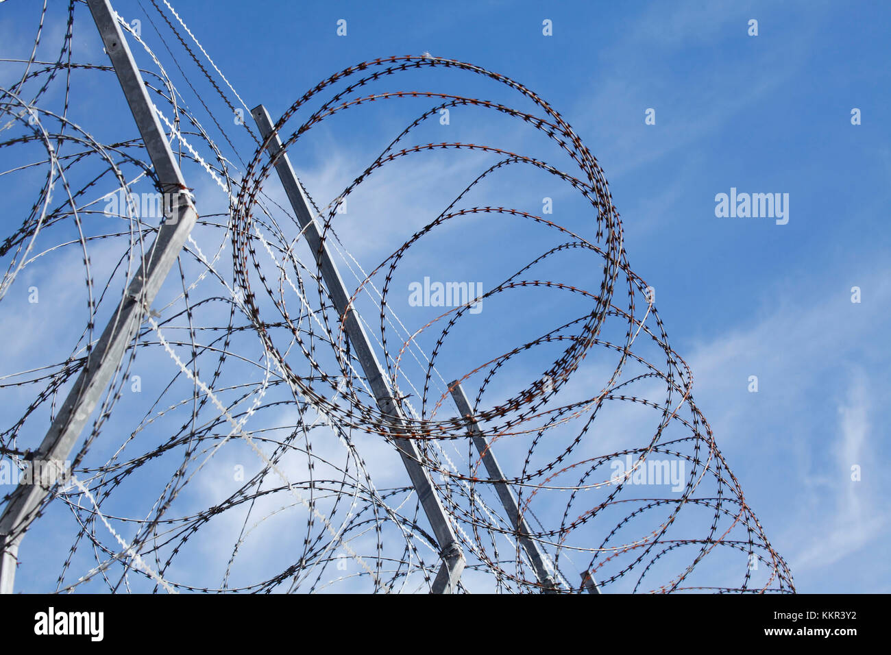 Outstanding German Barbed Wire Fence Elaboration - Electrical System ...