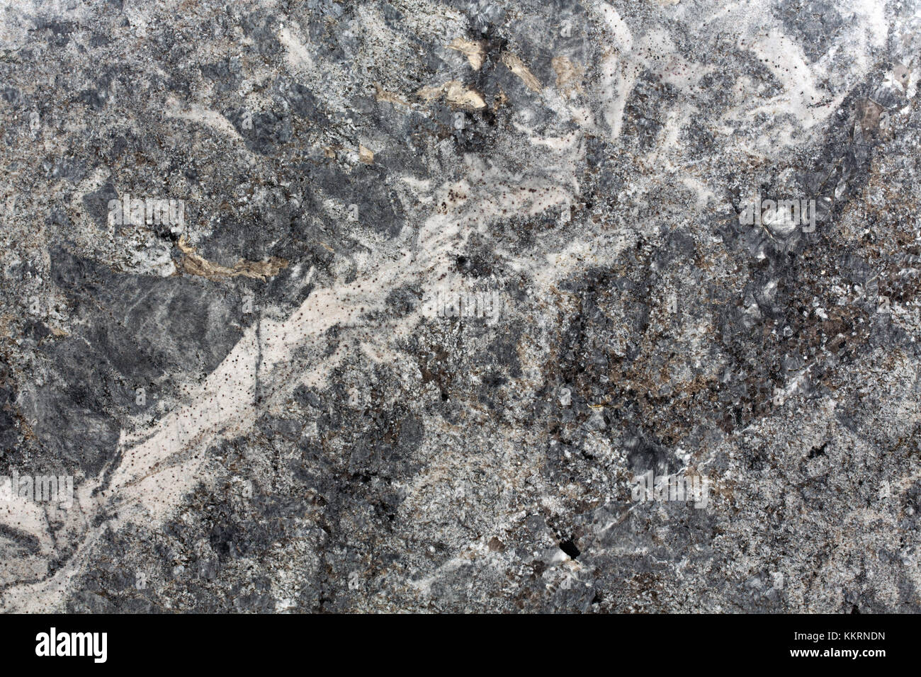 Gray granite stone texture. Natural, solid patterned abstract. - Stock Image