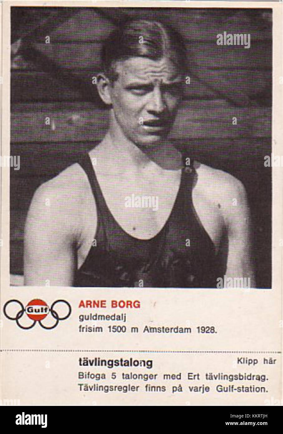 Arne Borg
