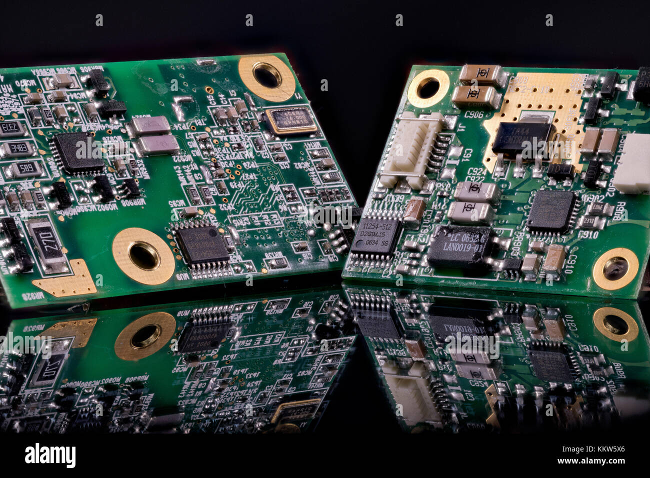 Printed Circuit Boards - Stock Image