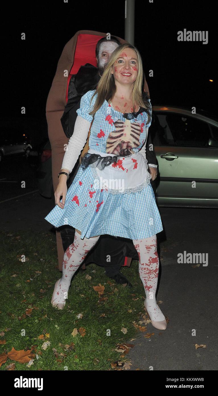 Celebrities attend Jonathan Ross\' Halloween Party 2017 Featuring ...